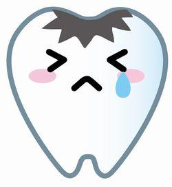 子供 歯 折れる