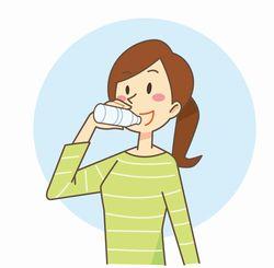 アンチエイジング 飲み物 水