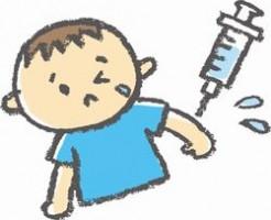 子供 インフルエンザ 予防接種