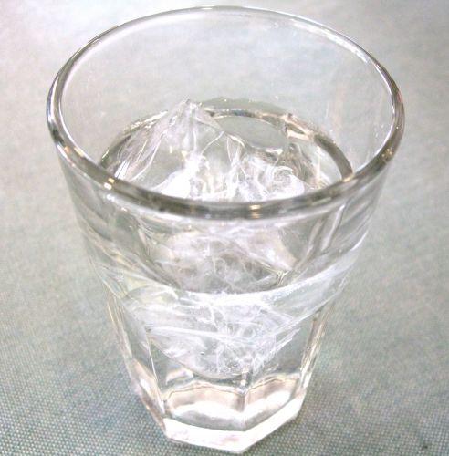 氷を食べる 病気