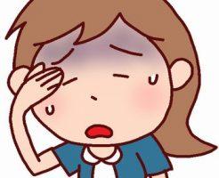 若い女性の脳梗塞