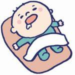 赤ちゃんの平均胸囲は?当糸の比較をグラフで見る