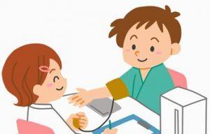 血圧の上と下の意味は