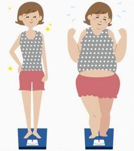 痩せていても糖尿病になる?
